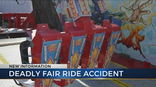 Crews to begin dismantling Fire Ball ride on Ohio State Fairgrounds.