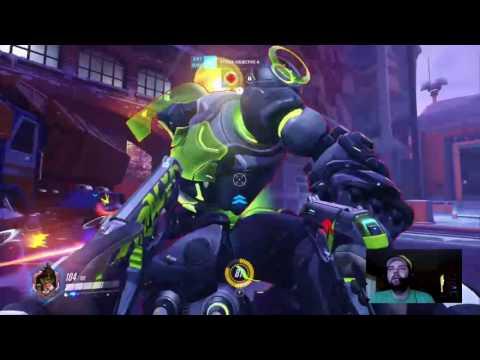 Cig Neutron plays Overwatch