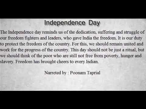 english essay on independence day essay for class  class  and class