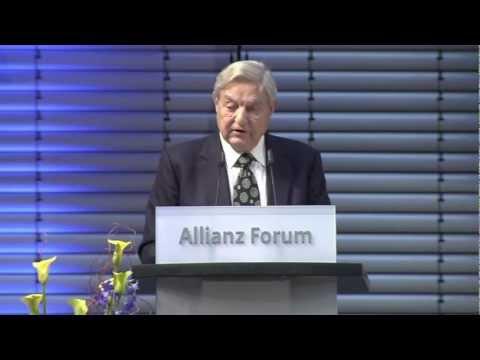 George Soros - Der Euro und die Europäische Einheit
