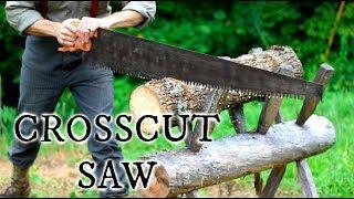 RESTORING A CROSSCUT SAW