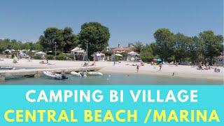 Camping Bi Village | Beach | Marina