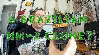 Baixar GEAR FIND - Oliver HM-20 Heavy Metal Distortion Pedal - a Brazilian-made Boss HM-2 Clone?