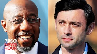 WATCH LIVE: Georgia Democrats Jon Ossoff and Raphael Warnock sworn into the U.S. Senate