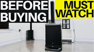 JBL EON ONE REVIEW & SOUND TEST DEMO - Best PA Speaker System ?!
