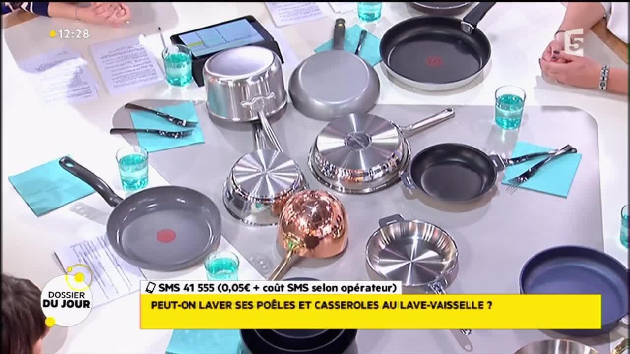 Dossier du jour casseroles cocottes comment choisir ses ustensiles de cuisine youtube - Pot a ustensiles cuisine ...