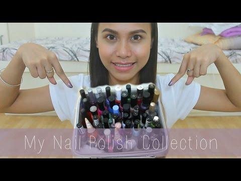 My Nail Polish Collection : Tagalog | rhaze