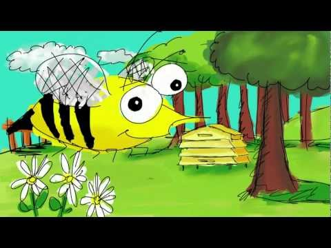 Benson The Busy Bumble Bee,  Bee Conservation, The Archie an