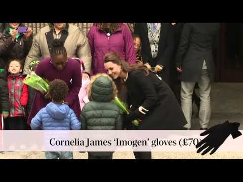 Duchess of Cambridge style: What Kate wore in New York
