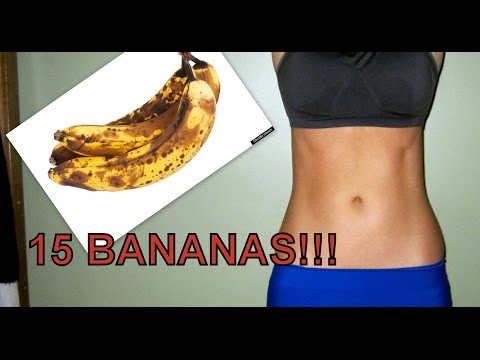Do BANANAS make you fat?  Watch and see :)