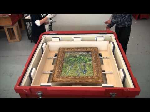 Le voyage d'Iris, de Van Gogh, d'Ottawa à Philadelphia