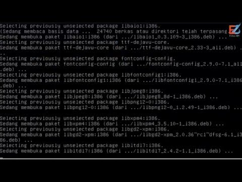 Instalasi Debian 7 Wheezy, Setting IP Address, DNS Server, Web Server, Mail Server, Dan Webmail