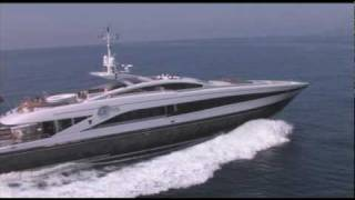 Gforce Yacht in Action Commercial Video