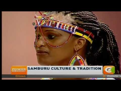 Power Breakfast: Samburu culture and traditions