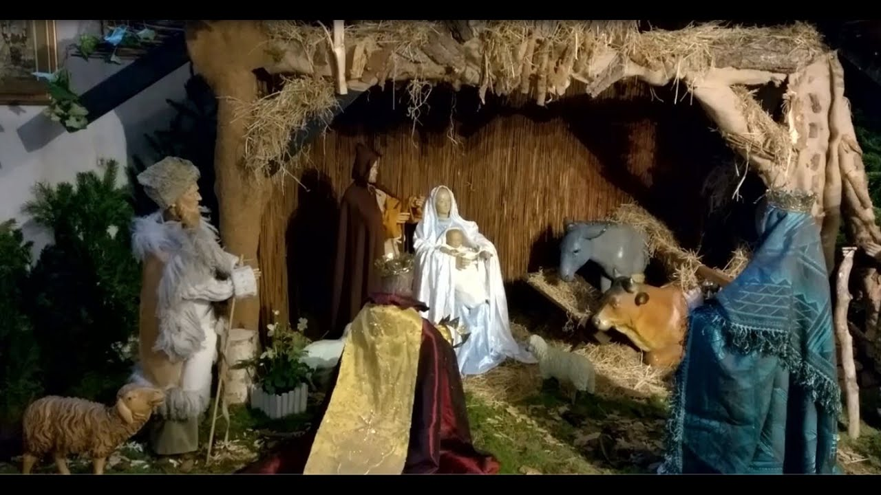 Jesus geboren im Stall von Bethlehem - T/M: Adam Birkenfurth - YouTube