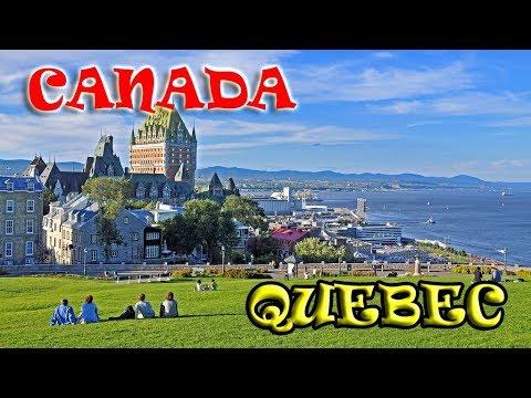 Canada,Quebec,Lower Town - U.S.A. & Canada ep11 - Travel video vlog calatorii tourism
