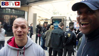 Leeds former British Champ Carl Johanneson backing Josh Warrington