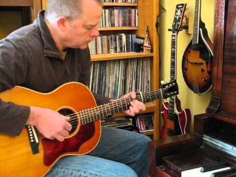 Angie / Anji - Davey Graham and Paul Simon acoustic cover mp3