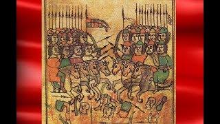 Золотая Орда Московия Русь Великое княжество Литовское