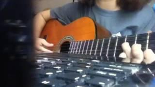 Tát nước đầu đình - guitar by me