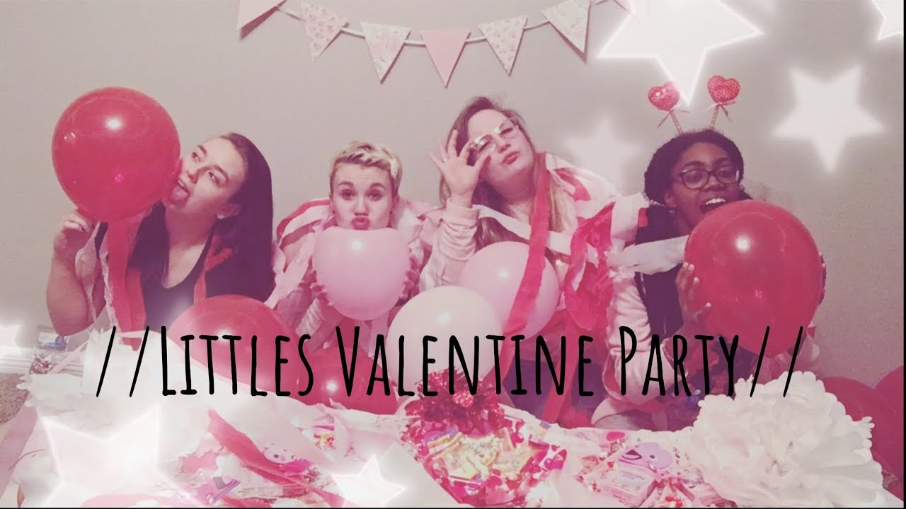 [DDLG] Little's Valentine's Party!!