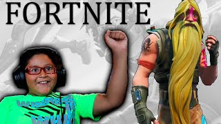 NEW SKIN EPIC JONESY OF THE BUNKER PLAYING FORTNITE SEASON 9 MAX GIO GAMEPLAYS