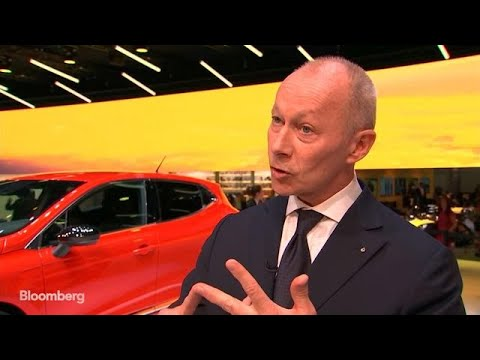 Renault CEO Bollore on Governance, Ghosn and 2019 Targets