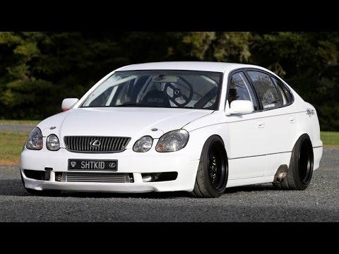 Lexus gs300 specs