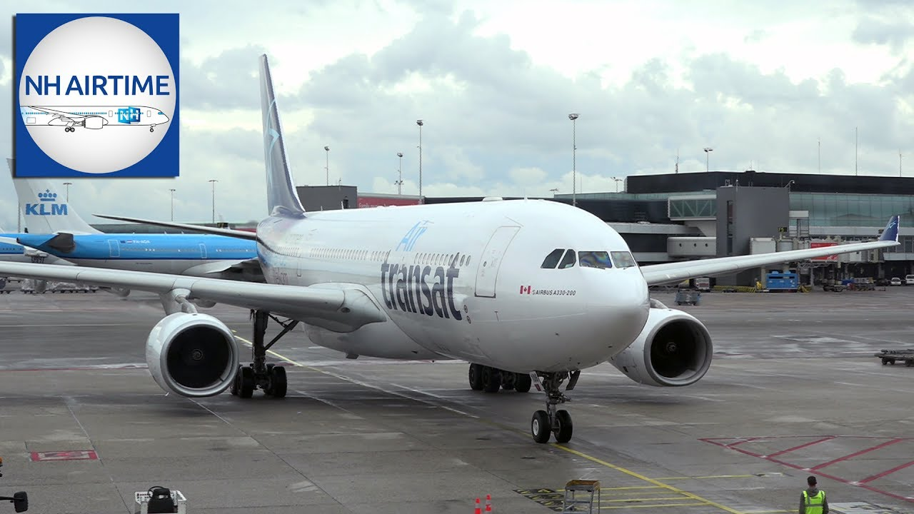 air transat airbus a330 200 aircraft visit