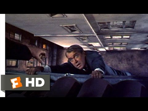 Vertigo (1/11) Movie CLIP - Officer Down (1958) HD
