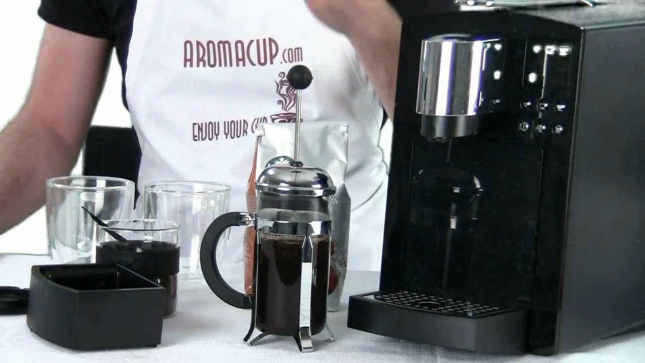 Verismo Coffee Maker Red : Verismo FAQ: How can I make coffee without Starbucks (K-Fee) Pods? - YouTube