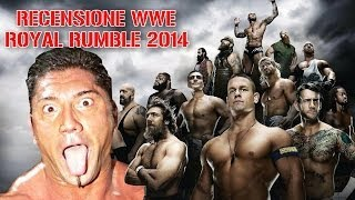 Recensione WWE Royal Rumble 2014