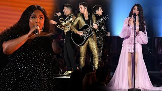 Lizzo, Jonas Brothers and Camila Cabello's MUST-SEE Performances | GRAMMYs 2020