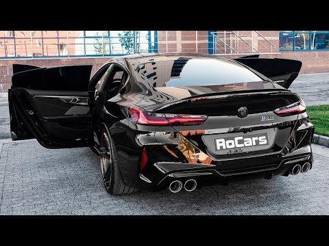 2020 BMW M8 Gran Coupe - Wild Car!