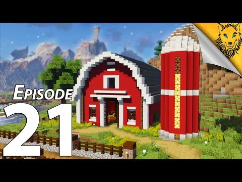 Eli's Kingdom: Episode 21 - The Wheat Farm Storage Silo!