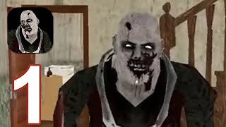 Mr Granny : Evil House Horror - Gameplay Walkthrough Part 1 (Android,iOS)