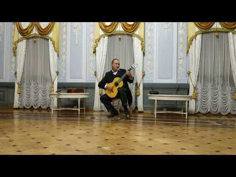 Saša Dejanović BACH Suite BWV996 Nizhny Novgorod 2020