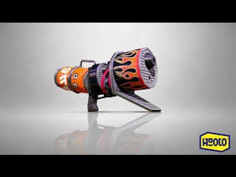 Splatoon (Nintendo Wii U) -  Grenade Launcher and Inkbrush frustrations!