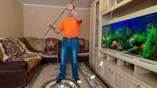 Как  Изготовить Рыболовную Косынку- Раскладушку!  Секрет  Изготовления - 1 часть!
