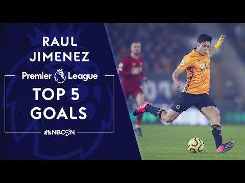 Raul Jimenez's top 5 Premier League goals | NBC Sports
