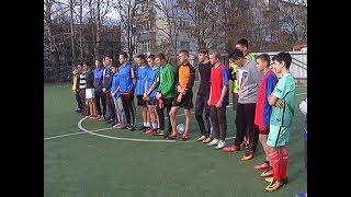 Симферопольский Подростково-молодежный центр провел турнир по футболу