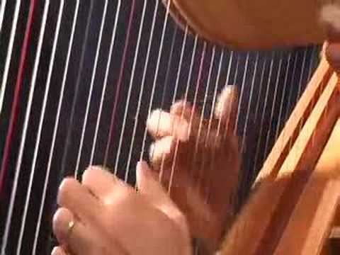 Daily Harp Moment-Blue Danube Waltz