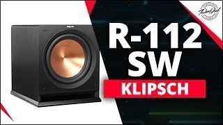Klipsch R-112SW | Unboxing & Setup