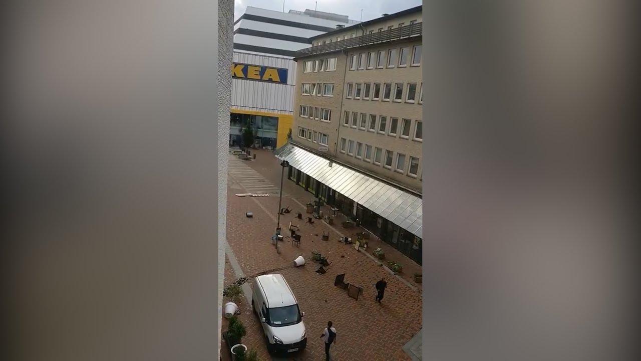 G20 Chaos Hier Wüten Randalierer Durch Die Große Bergstraße