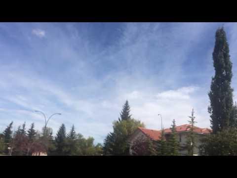 John Leung's #CanadaInADay: Weather