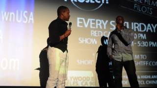 Indie Night Film Festival The Morris Chestnut Interview