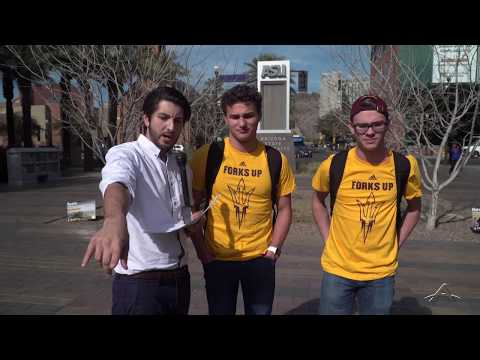 ASU Students Refuse To Promote Something They're Against