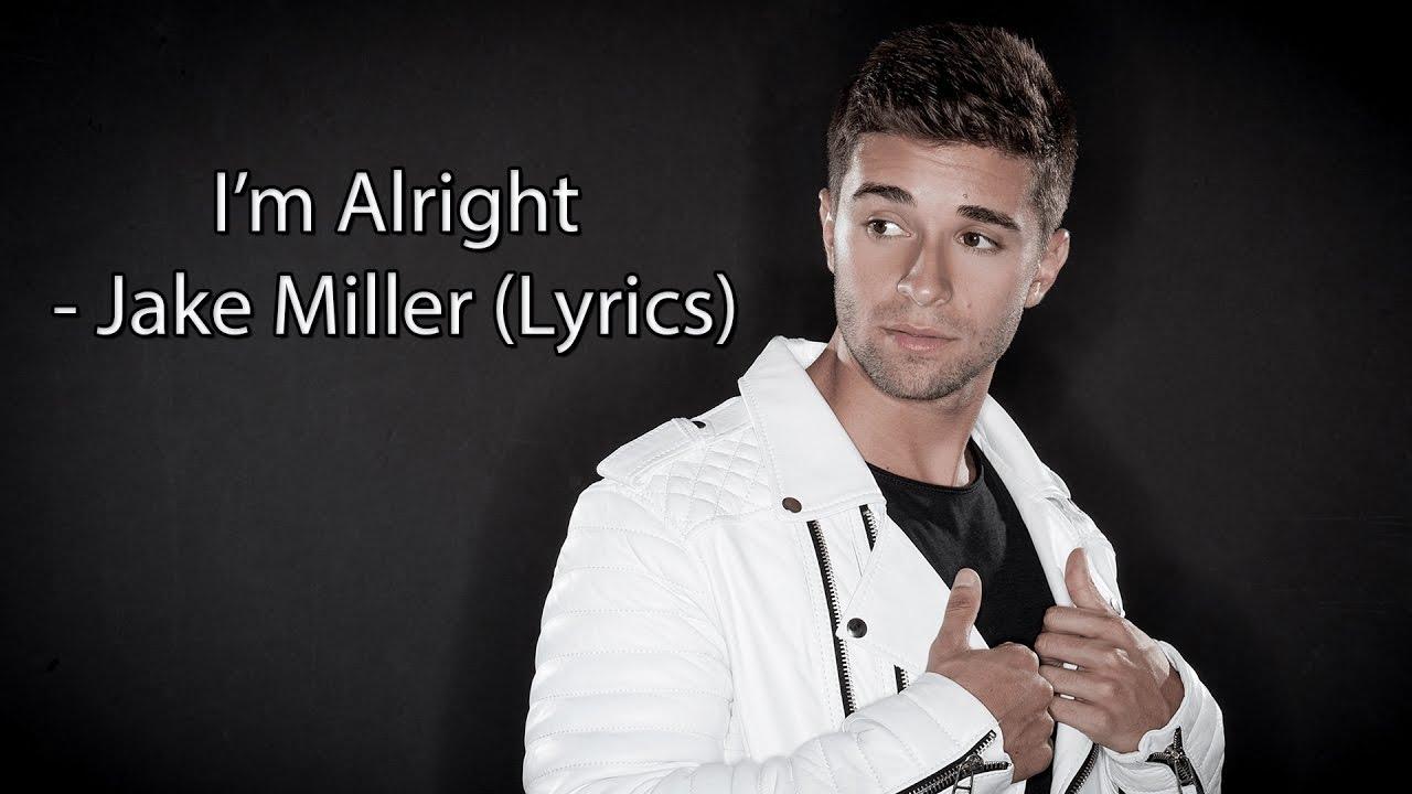 jake miller song lyrics - photo #11