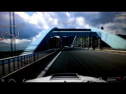 Volta rápida em grand valley speedway