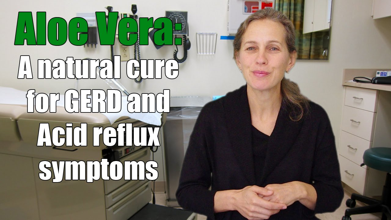 Natural Cure For Gerd Symptoms